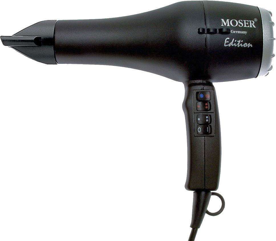 Фен Moser 4330-0050 Edition Pro, 1900Вт