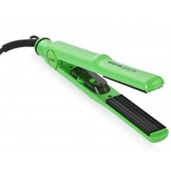 Щипцы-гофре Moser 4415-0050 Climper Max Style, цвет зеленый